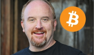 The Famous Comedian Louis C.K. Accepting Bitcoin payment